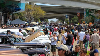Chicano Park Day San Diego CA Fairs And Festivals - San diego lowrider car show 2018