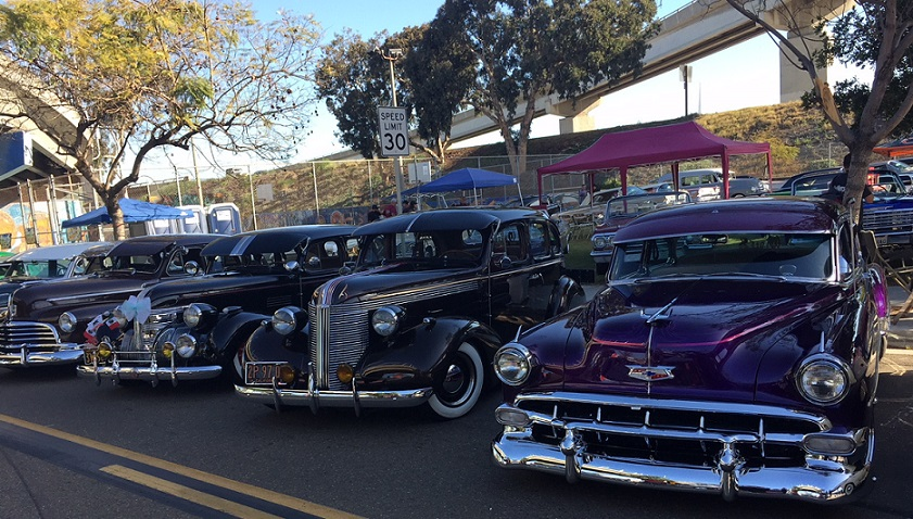Chicano Park Steering Committee - San diego car show 2018